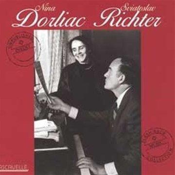 Sviatoslav Richter, Piano - Nina Dorliac, Soprano