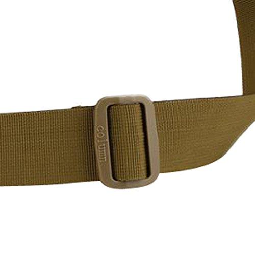 Gazechimp Unisex Umhängetasche Taktische Schultertasche / Handtasche Outdoor Sporttasche Herren Frauen Freizeittasche, hochwertig und modisch CP Camouflage