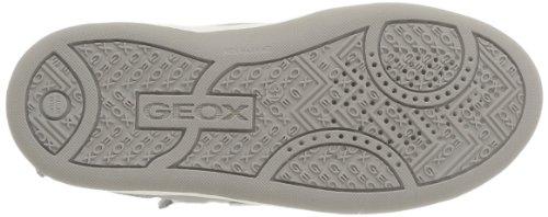 Geox J Maltin G D, Mädchen Sneaker Grau - Gris (Grey)