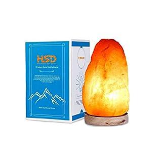 C3-500 Natural Himalyan Rock Salt Crystal Lamp | Natural Orange 3-5 KG Lamp