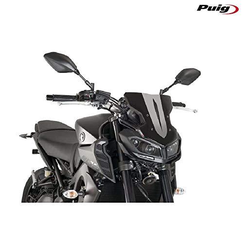Puig Windschutzscheibe Naked New Generation Sport 9376N 17', Yamaha MT-09 SP 18'-19' -