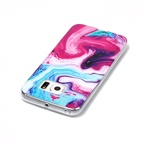 inShang Samsung Galaxy S5 custodia cover del cellulare, Anti Slip, ultra sottile e leggero, custodia morbido realizzata in materiale del TPU, frosted shell , conveniente cell phone case per Galaxy S5, Multicolored