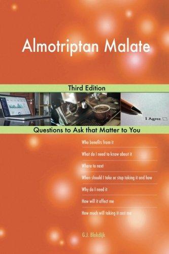 Almotriptan Malate; Third Edition