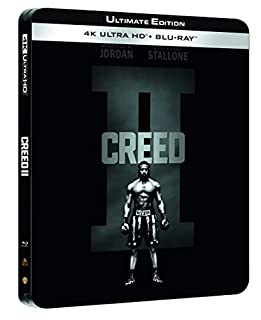 Creed II [4K Ultra HD + Blu-Ray-Édition boîtier SteelBook] [Import Italien] (B07NBCL1WR) | Amazon price tracker / tracking, Amazon price history charts, Amazon price watches, Amazon price drop alerts