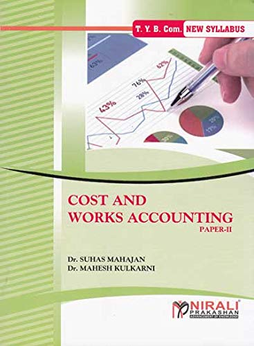Ebooks COST AND WORKS ACCOUNTING Descargar PDF