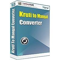 Lantech Soft Kruti to Mangal Converter - 1 PC, 1 Year (CD)