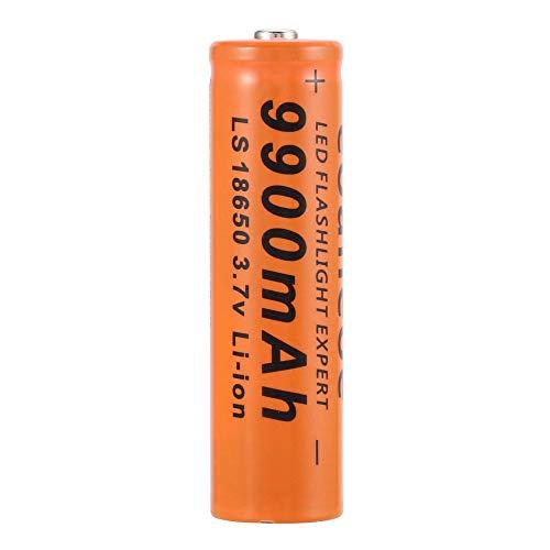 BlakeSha36 1pcs 18650 Baterías Recargables Litio