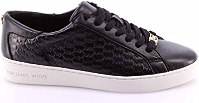 MICHAEL by Michael Kors Colby Sneaker Negro Mujer
