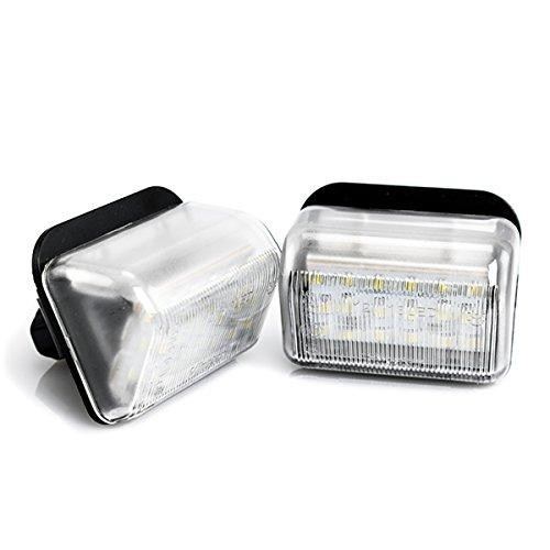 Preisvergleich Produktbild LED Kennzeichenbeleuchtung Mazda 6 GG GY GH GJ CX-5 CX-7 Plug&Play Module