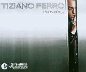 Tiziano Ferro - Perverso (CD Single)
