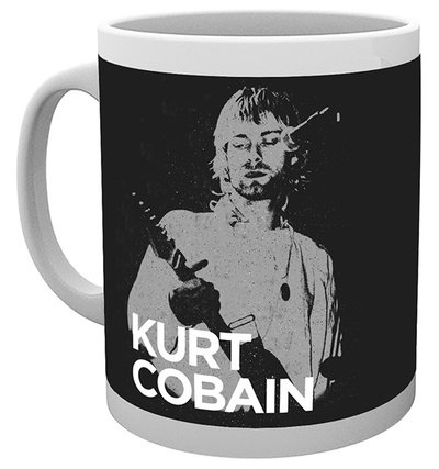 GB eye, Kurt Cobain, Tazza