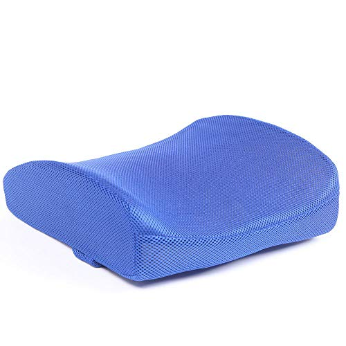 GYJ Lumbar Support Cushion Posture Therapy Lumbar Cushion Support Memory FKWist Waist Backrest Pillow Suitable Adjustable Ergonomic Lower Back Pain Relief Kissen