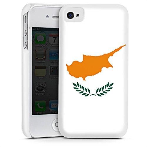 Apple iPhone 6 Housse Étui Silicone Coque Protection Chypre Drapeau Drapeau Cas Premium mat