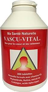 Vascu-Vital®, LA méthode pour garder vos vaisseaux sanguins propres
