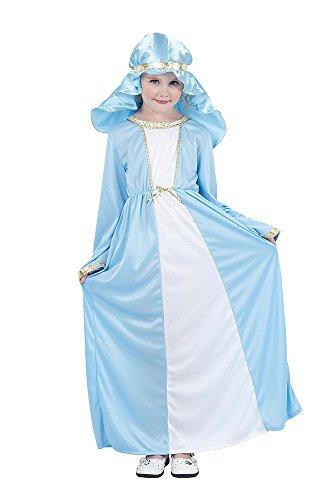 Bristol Novelty Mary Kostüm, weiß