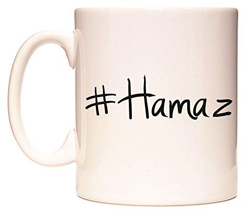 #Hamaz Becher von WeDoMugs