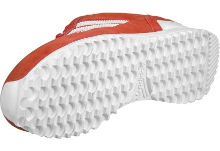 adidas ZX 750, Sneakers basses homme rouge blanc