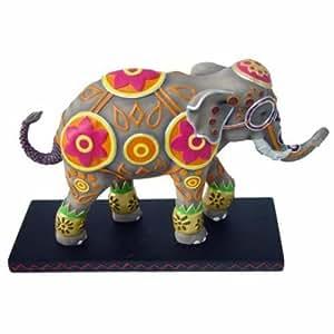 """TUSK """"GOAN SKIES"""" Elephant Figurine 13048 by Westland"""