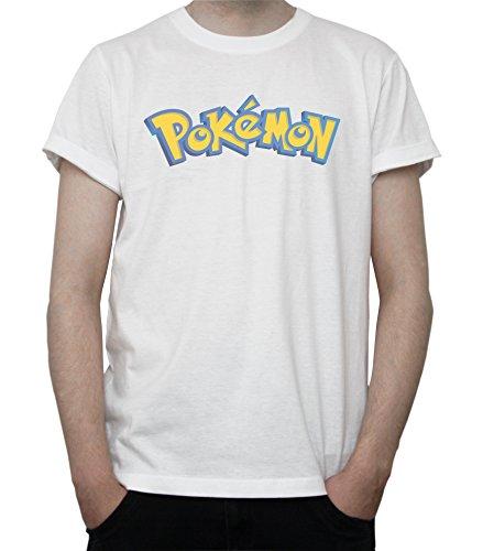 Pokemon-Logo-Graphics-Mens-T-Shirt