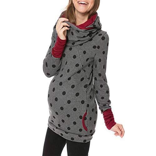 Esprit Maternity Sweater LS Maglie Premaman Donna