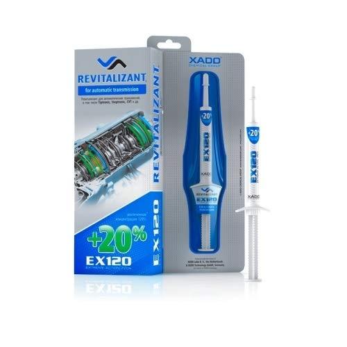 XADO EX120Extreme Action 120% Öl Zusatzstoff für Automatikgetriebe–8ml