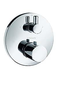 Hansgrohe Ecostat Mitigeur thermostatique robinet arret et inverseur : 15721000