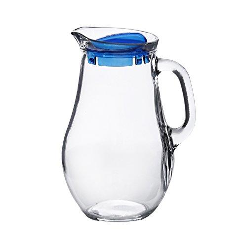 Pasabahce Bistro-Jarra con tapón 1,85LT, cristal, transparente,