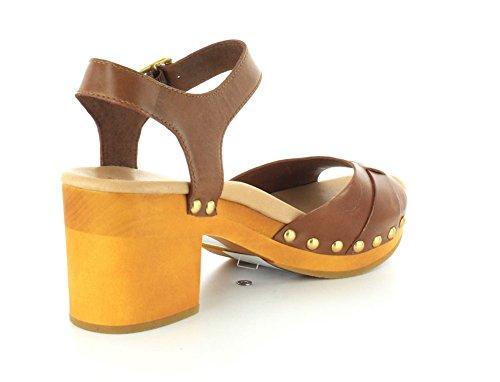 UGG - Scarpe con cinturino alla caviglia Donna (Rust)