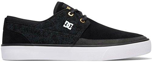 DC Shoes Wes Kremer 2x Sk8mafia, Noir - Black/White/Black Noir - Black/White/Black