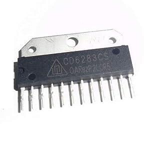 Global Traders IC6283 Audio Amplifier