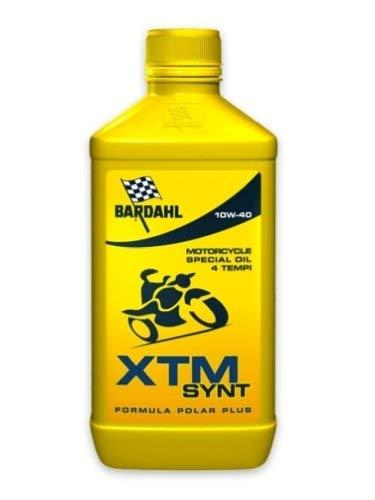 Bardahl Olio motore sintetico XTM Synt SAE 10W-40