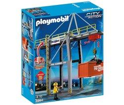 PLAYMOBIL 5254–Elektrische Laden Terminal (Baustelle 4008789052544)