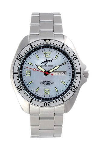 Chris Benz One Man CBO-H-SI-MB- Men's Diving Watch