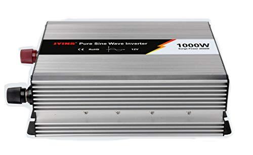 110V / 220V reine Sinuswelle 1000W Solar-Solarwechselrichter ()