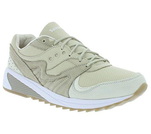 Saucony Grid 8000 'Desert Pack' Schuhe Herren Sneaker Turnschuhe Beige S70318-1 Beige