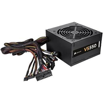 Corsair VS550 550-Watt Power Supply