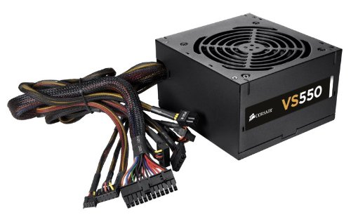 Corsair VS Series VS550 - 550 Watt SMPS