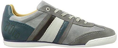 Pantofola dOro Imola Uomo Low, Baskets Homme, Bleu Gris (Gray Violet)