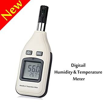 thermometer hygrometer w unique hygrometer tester digital luftfeuchtigkeit 0 100 rh und. Black Bedroom Furniture Sets. Home Design Ideas