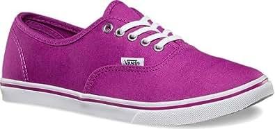 Vans unisexe Authentic Lo Pro Skate Shoe