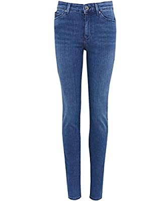 Armani Jeans Women's Slim Fit Dahlia Jeans Blue