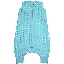 Schlummersack Schlafsack mit Füßen ganzjährig gefüttert in 2.5 Tog - erhältlich in verschiedenen Größen und Designs für Jungen und Mädchen
