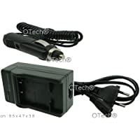 Caricabatterie per VIVITAR DVR-, 560