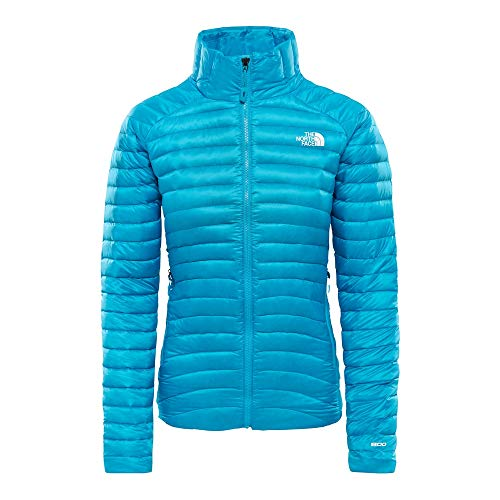 THE NORTH FACE W Impendor Down Jack Meridian Blue L - Down North Face Jacke Damen