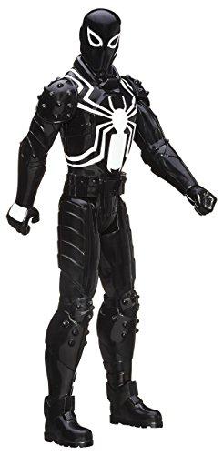 Marvel Spider-Man Titan Hero Serie Agent Venom 12Zoll Figur (12-zoll-superhelden-figuren)