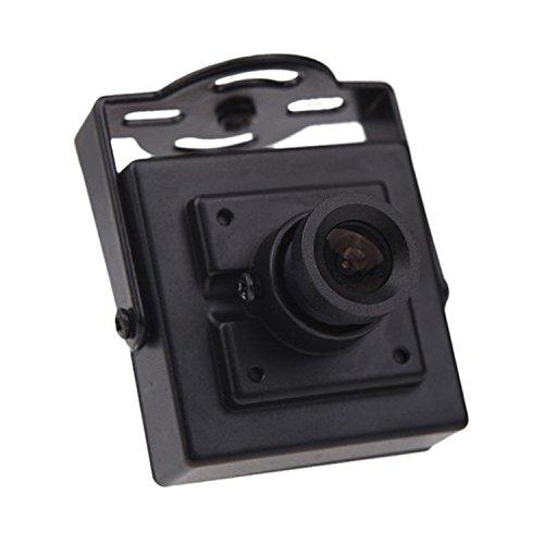 """TOOGOO(R) 3.1 """"Sony 700TVL PAL 3.6mm Mini-CCD-Kamera fuer RC Quad-copter FPV Fotografie (schwarz)"""
