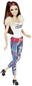 Barbie Fashionista Doll in Denim Teresa