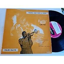 "MILES DAVIS, Young man with a horn, LDE 028, 10"" LP"