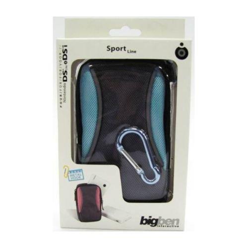 Sacoche de transport Sport Line pour DSi / DS Lite Bleu Clair