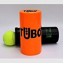 Recuperador de Bolas Tubo+ Naranja
